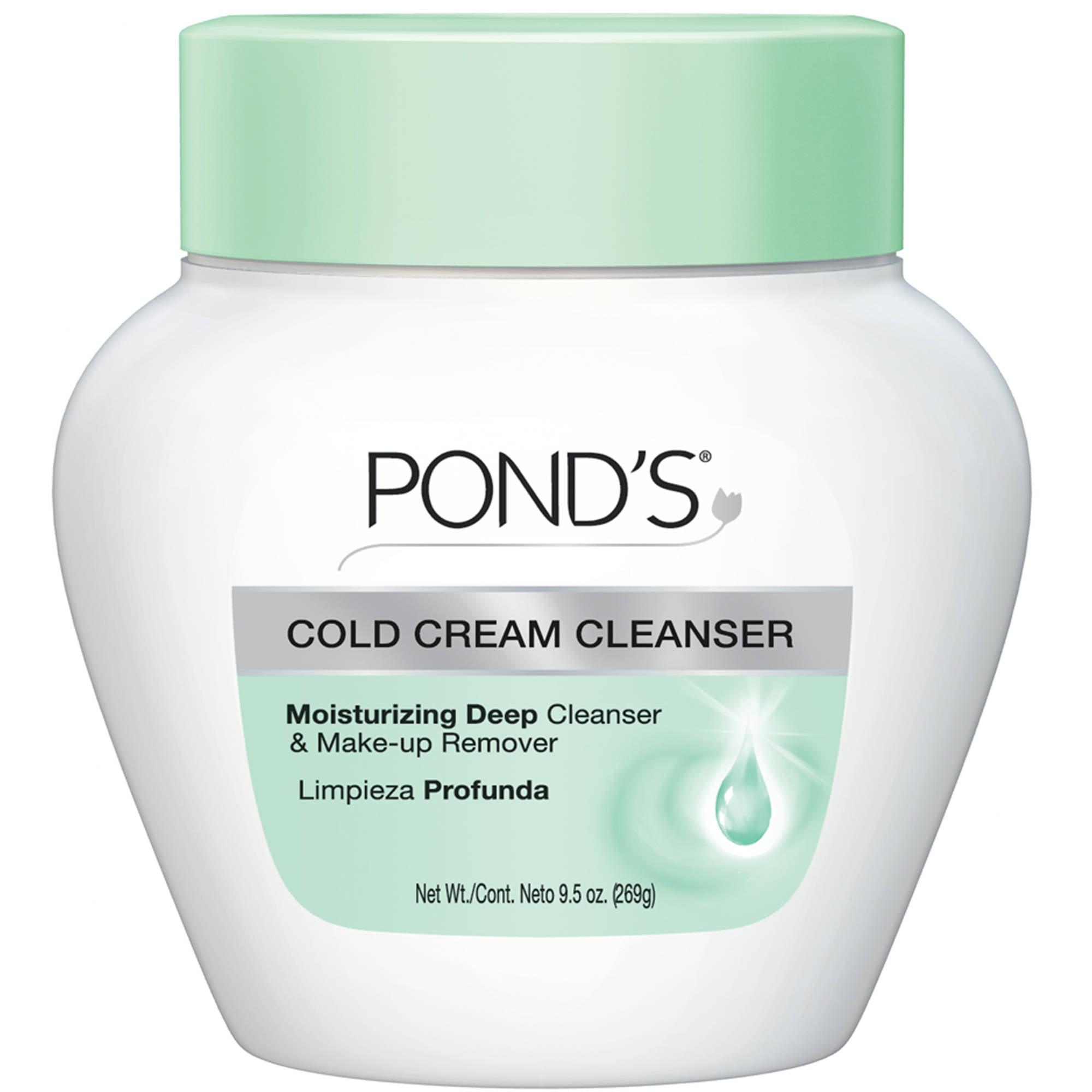 Pond's Cold Cream Cleanser, 9.5 oz
