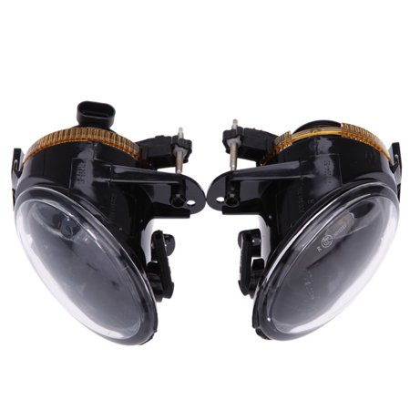 Pair LH &RH Front Bumper Fog Lights Driving Lamp for VW Passat B6 2006 2007 (05 Rh Fog Light Lamp)