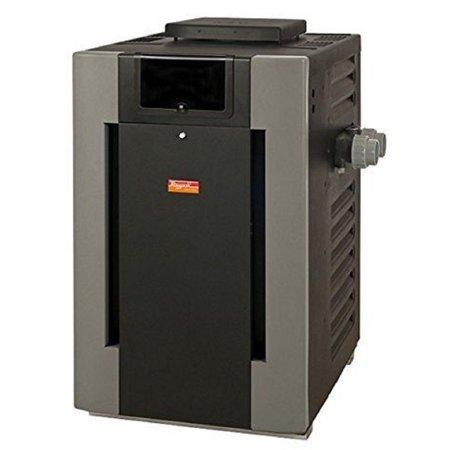 BTU Digital Propane Gas Pool Heater with Cupro Nickel (Raypak Electronic Pool Heater)