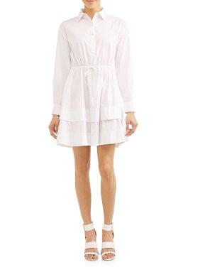 efeedba42e9 Product Image Gemma Belted Shirt Dress Women s