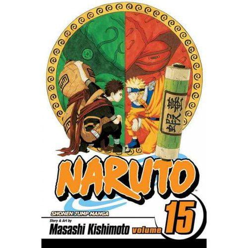 Naruto 15: Haruto's Ninja Handbook