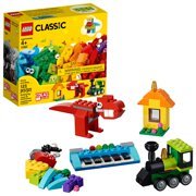 LEGO Classic Bricks and Ideas 11001 (123 Pieces)