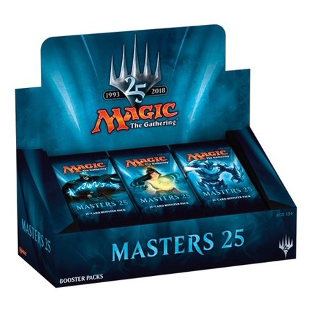 Magic the Gathering: Masters 25 Sealed Booster -