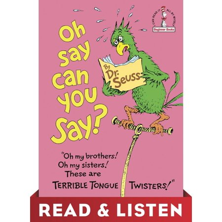 Oh, Say Can You Say? Read & Listen Edition - eBook ()