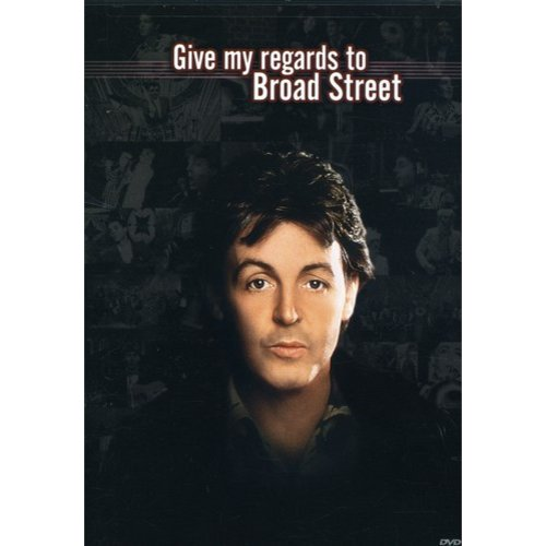 Paul McCartney's Give My Regards To Broad Street (Widescreen, Full Frame)