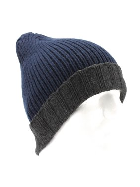 3cacd006c1c4d Product Image Croft & Barrow Knit Beanie for Men Watch Cuff Winter Hat -  One Size (Blue