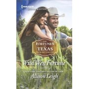 Wild West Fortune - eBook