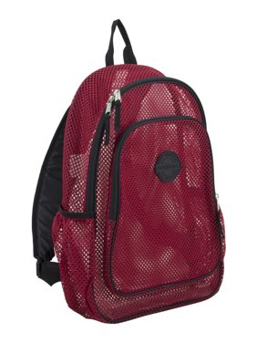 Eastsport Multi-Purpose Mesh Backpack with Front Pocket, Adjustable Straps