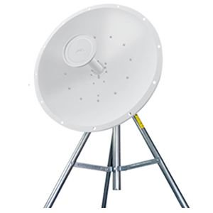 Image of Ubiquiti Networks - RD-5G34 - Ubiquiti AirMax Carrier Class 2x2 PtP Bridge Dish Antenna - Upto 31.1 Mile Range - SHF -