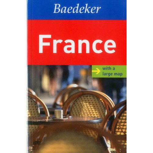 Baedeker Guide France