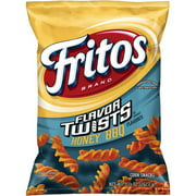 Fritos Flavor Twists Honey BBQ Corn Snacks 9.25 oz. Bag