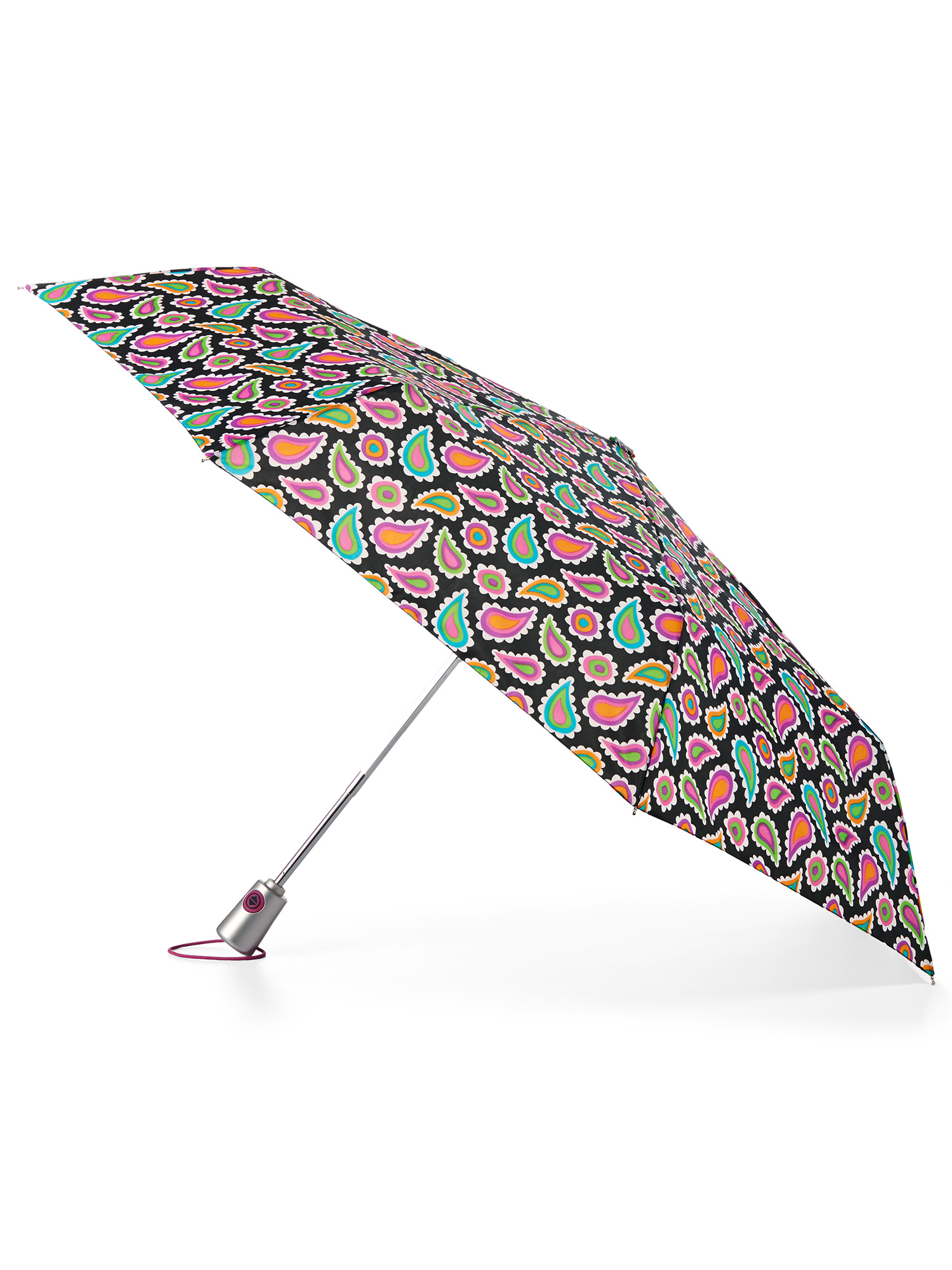 Totes NeverWet Auto Open-Close Umbrella, 43""