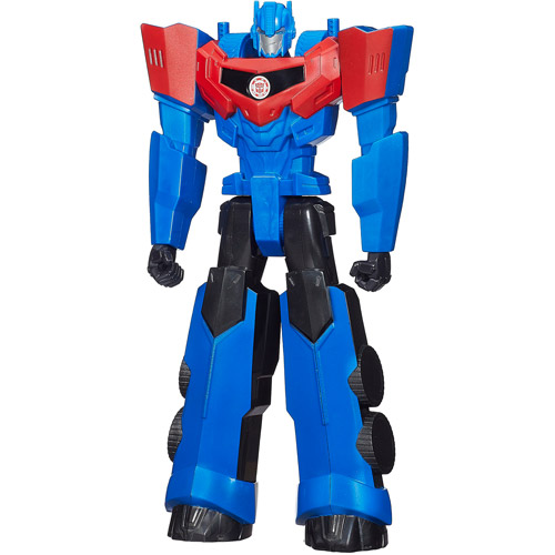 """Transformers Robots in Disguise Titan Heroes Optimus Prime 12"""" Figure by Hasbro"""