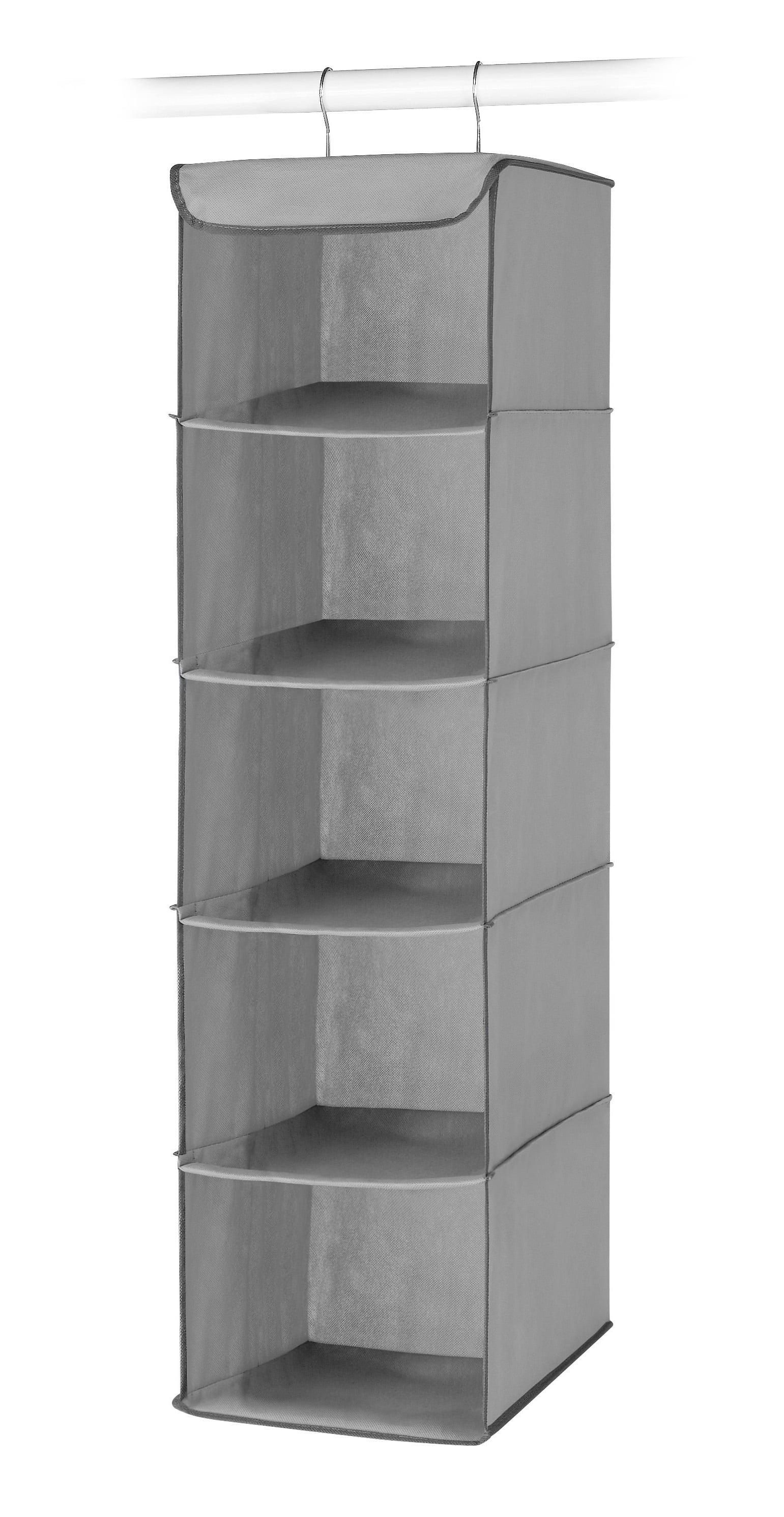 Honey-Can-Do 8-Shelf Hanging Organizer Home Garage Storage Unit Holder Rack New
