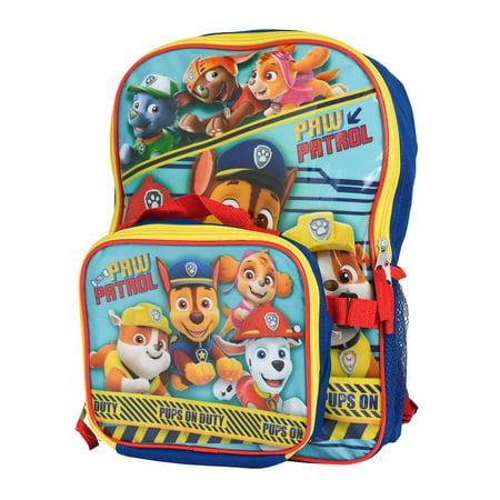Paw Patrol Backpack 16