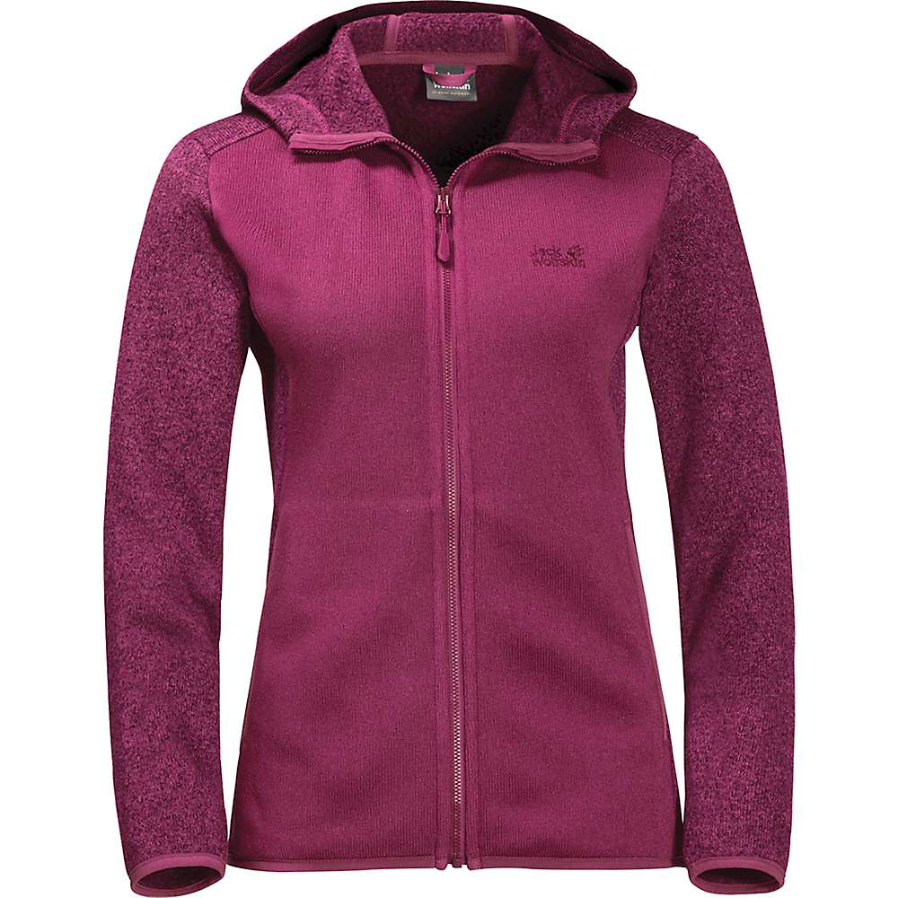 Jack Wolfskin Women's Elk Hooded Jacket