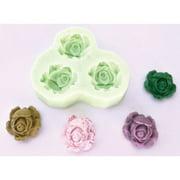 WOW! 3D Mold-Shabby Rose
