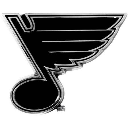 NHL St. Louis Blues Emblem - Louis Blues Super Sled