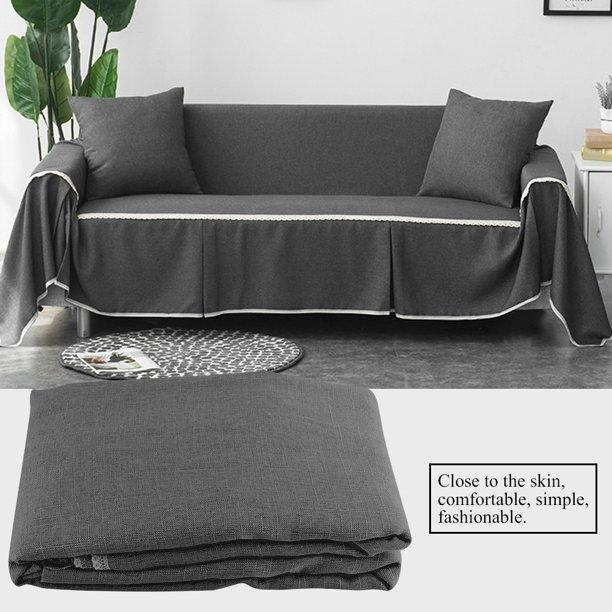 Anti Slip Sofa Cover For Leather