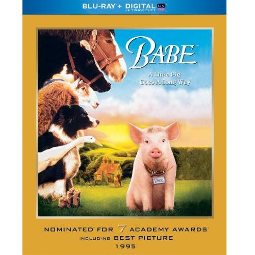 Babe (Blu-ray + HD Digital Copy) (With INSTAWATCH) (Widescreen)