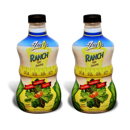 Image of 3 Zeros Calorie Free Dressing Ranch, 2pack