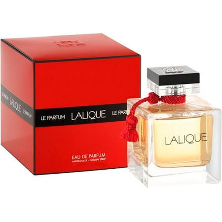 LE PARFUM  Lalique 1.7 oz EDP eau de parfum Women's Spray Perfume New 50 ml NIB ()