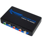 Component Video + L/R Audio to HDMI Converter