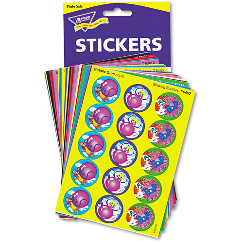 TREND Stinky Stickers Variety Pack, General Variety, 465pk
