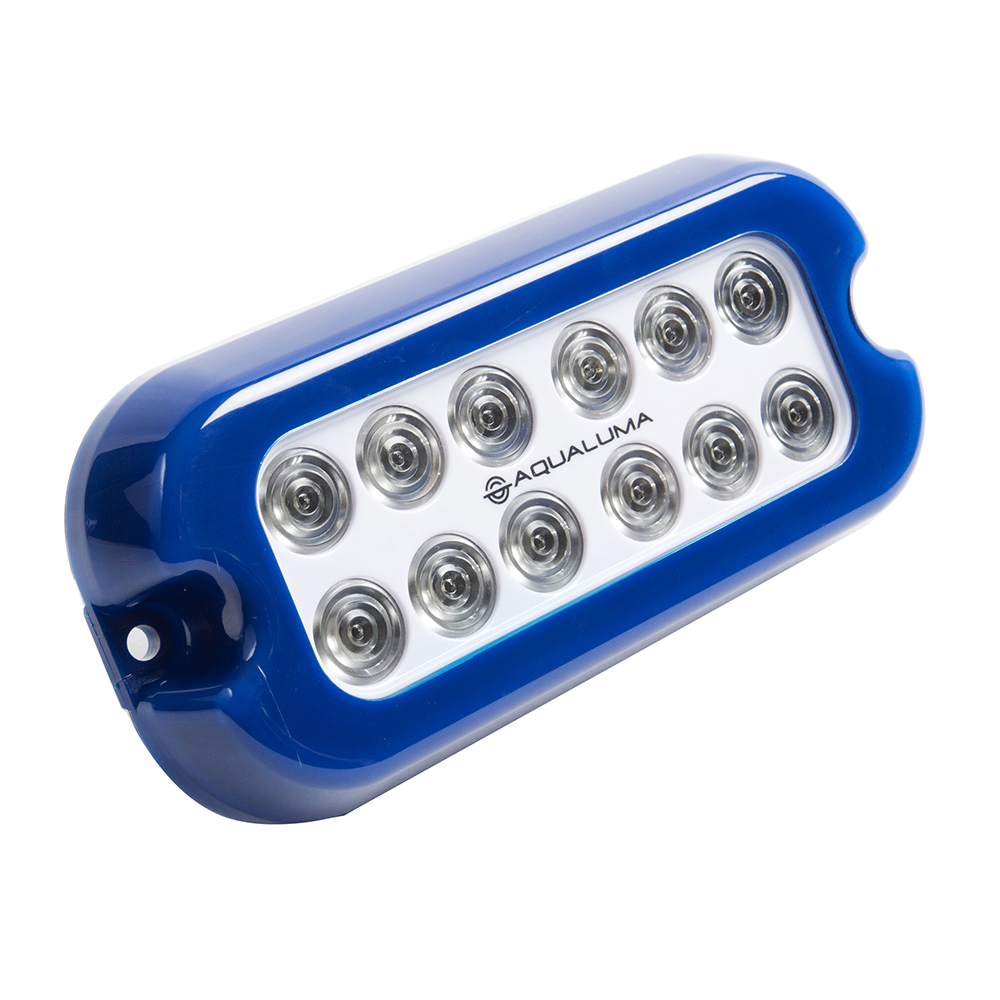 AQUALUMA SURFACE MOUNT 12 LED UNDERWATER LIGHT WHITE