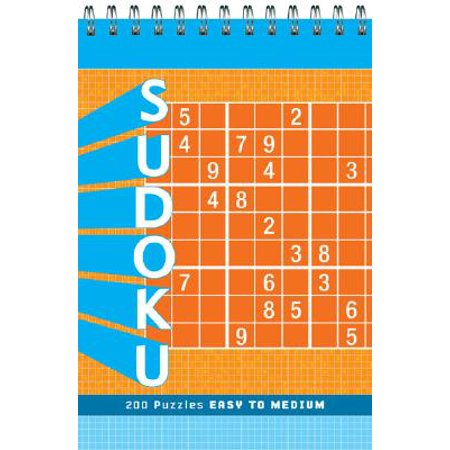 Sudoku: Easy to Medium (Sudoku Touch Screen)