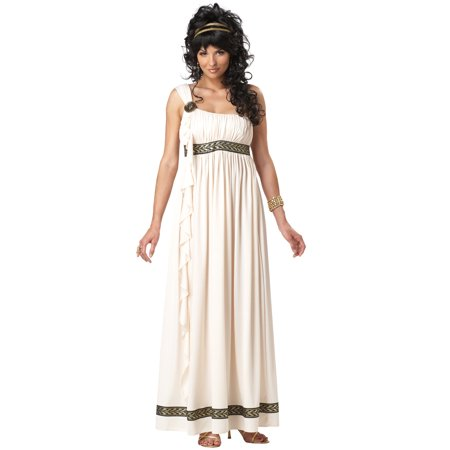 Olympic Goddess Adult Costume - Lane Bryant Costumes