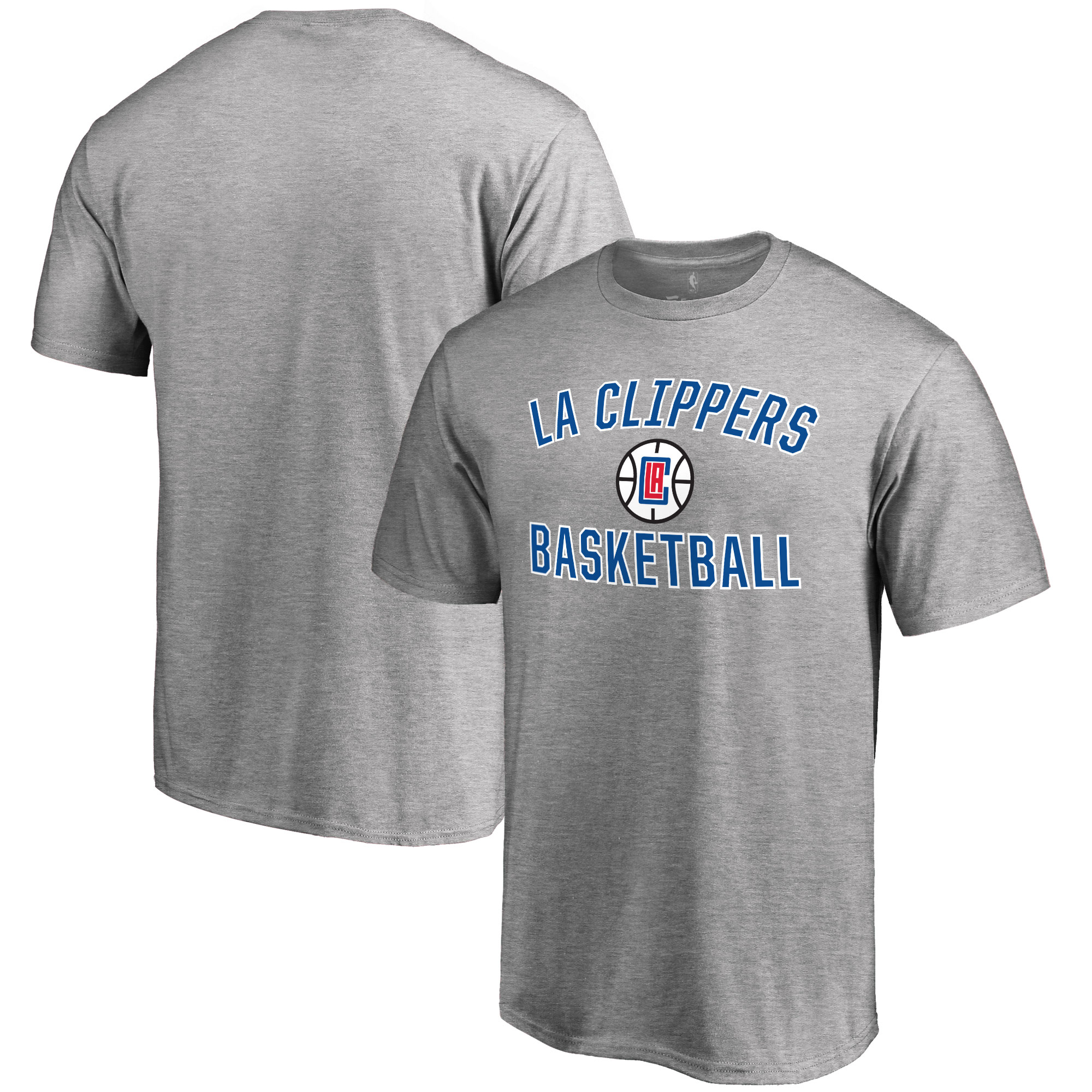 LA Clippers Victory Arch T-Shirt - Gray