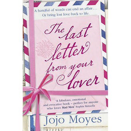 The Last Letter from Your Lover (Paperback)