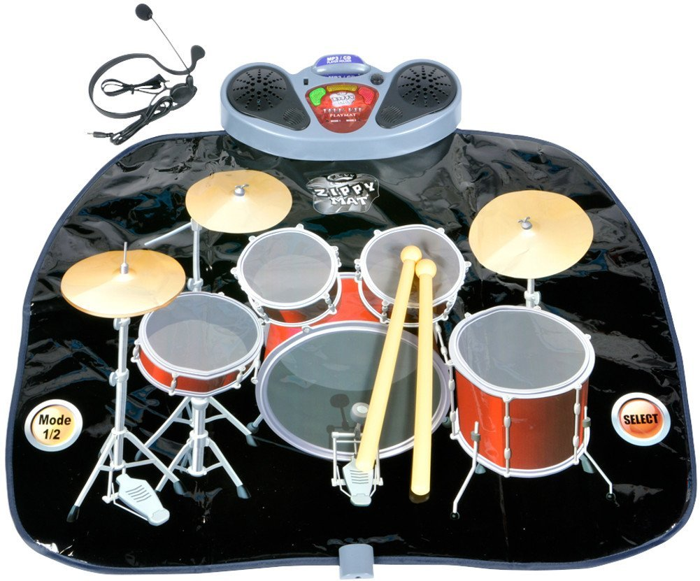 SAVA Touch Sensitive Giant Electronic Drum Kit Set Floor Play Mat� by
