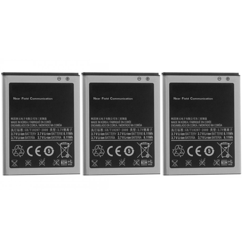 Replacement EBL1A2GBA Battery 1600mAh for Samsung GALAXY ...