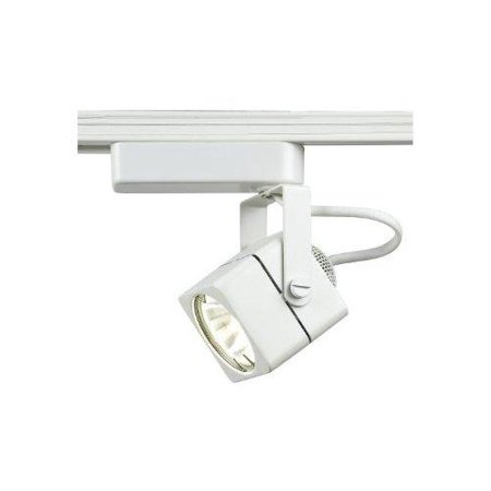 WAC Lighting 50W MR16 Premium Low Voltage White L Series Track Head
