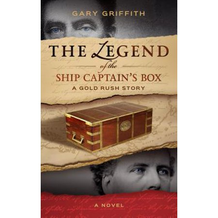 Bmx Legend (The Legend of the Ship Captain's Box - eBook)
