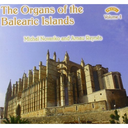 Organs Of The Balearic Islands 1
