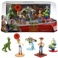 Toy Story Figure Set in blister tray (MINI SIZE)
