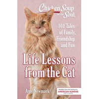 Chicken Soup for the Soul: Life Lessons from the Cat : 101 Tales of Family, Friendship and Fun