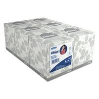 Kleenex, KCC21271CT, Boutique Facial Tissue, 36 / Carton, White