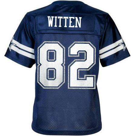 promo code 42858 f4d14 NFL Dallas Cowboys Women's Jason Witten Jersey, 2XL