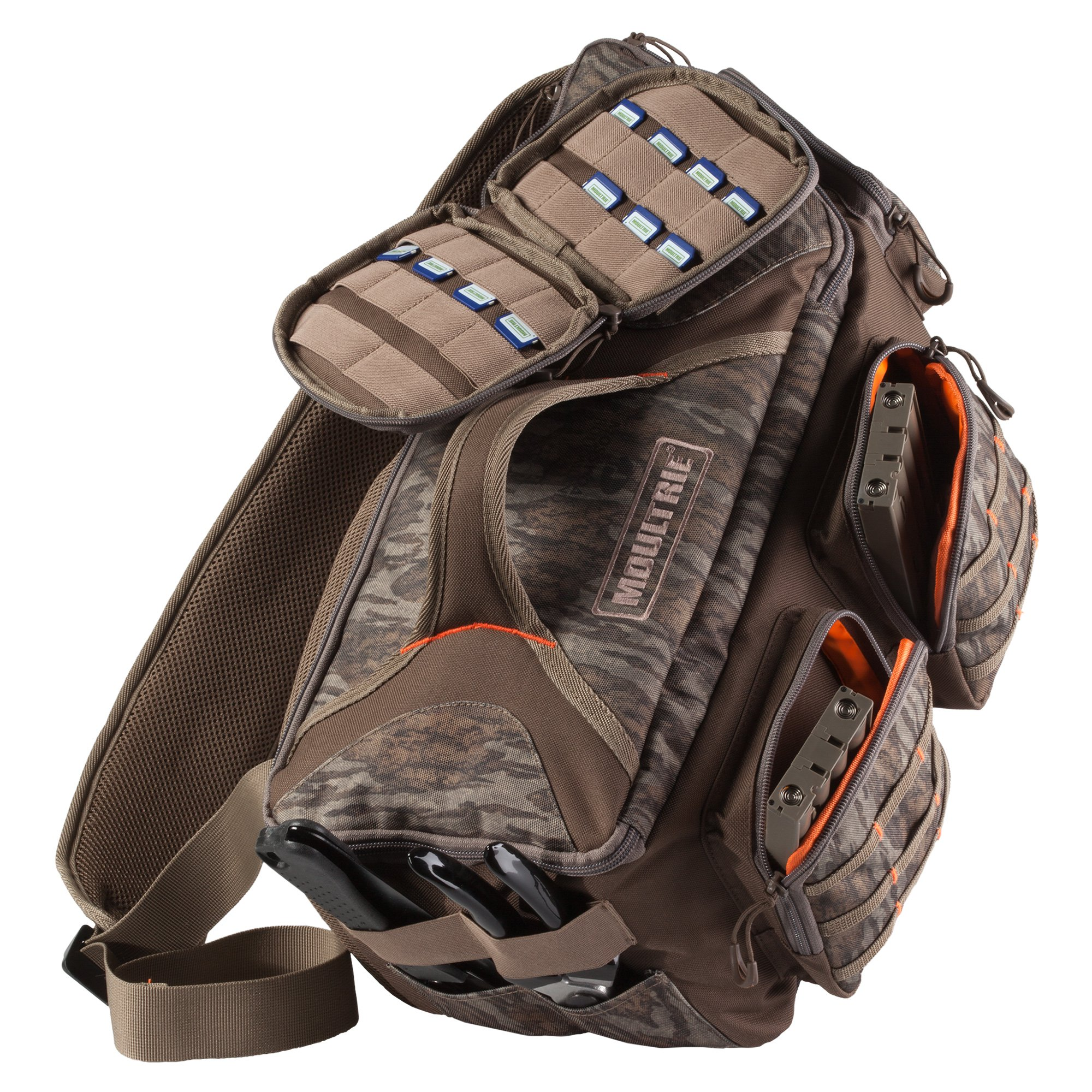 Moultrie 6 Game Camera and Accessory Field Bag with Shoulder Strap | MCA-13190