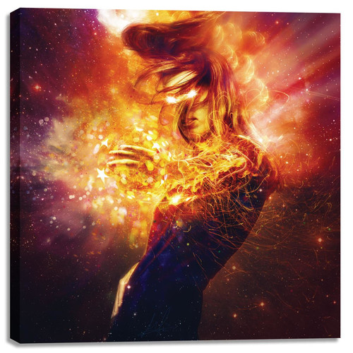 Cortesi Home ''Magic'' by Mario Sanchez Nevado Graphic Art on Wrapped Canvas