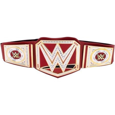 Wwe Costume Belt (WWE Championship Universal Title Belt Badge of)