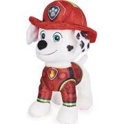 PAW Patrol: The Movie Marshall 8-inch Plush Toy for Kids Ages 3 and up