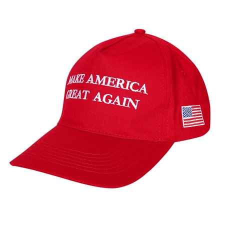 Make America Great Again Hat Donald Trump 2016 Republican Adjustable Baseball Cap Unisex-Adult Black (Empire Baseball Hat)
