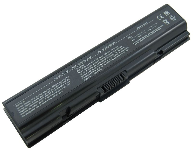 Superb Choice 9-cell TOSHIBA Satellite L305D-S5893 Laptop Battery