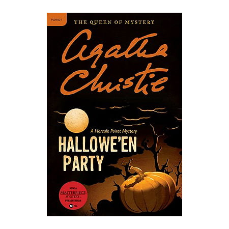 Hallowe'en Party : A Hercule Poirot Mystery](Poirot Halloween Party)