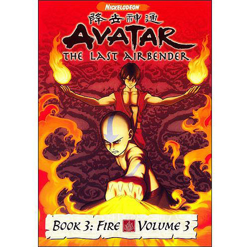 Avatar: The Last Airbender - Book 3: Fire, Vol. 3 (Full Frame)
